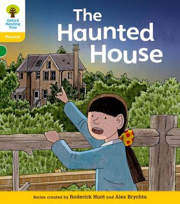 Oxford Reading Tree: Level 5: Floppy's Phonics Fiction: The Haunted House