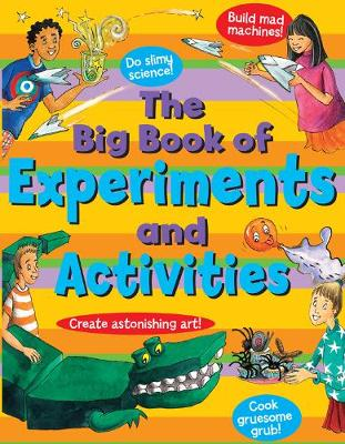 Big Book of Experiments and Activities