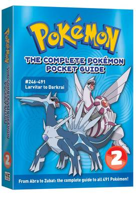 The Complete Pokemon Pocket Guide, Vol. 1: 2nd Edition