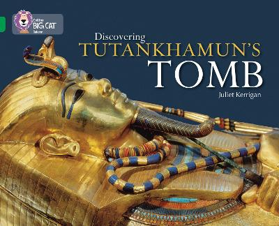 Discovering Tutankhamun's Tomb: Band 15/Emerald
