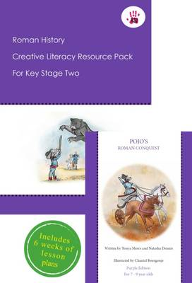 Roman History Creative Literacy Resource Pack for Key Stage Two