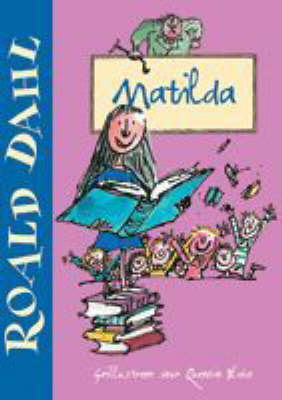 Is matilda based on a book