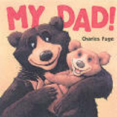 My Dad! Board Book