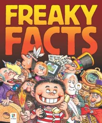 Freaky Facts: Cool Series