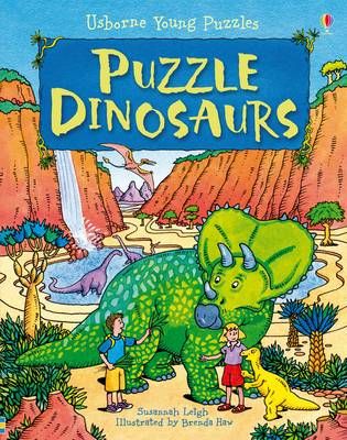 Puzzle Dinosaurs