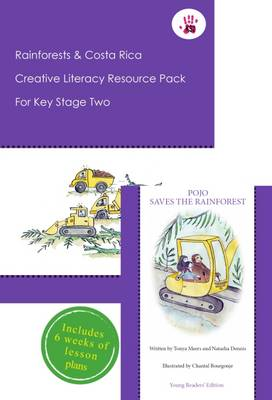 Rainforests and Costa Rica Creative Literacy Resource Pack for Key Stage Two