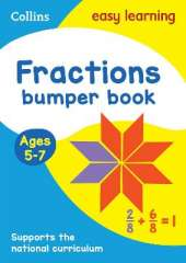 Fractions Bumper Book Ages 5-7