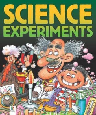 Science Experiments: Cool Series