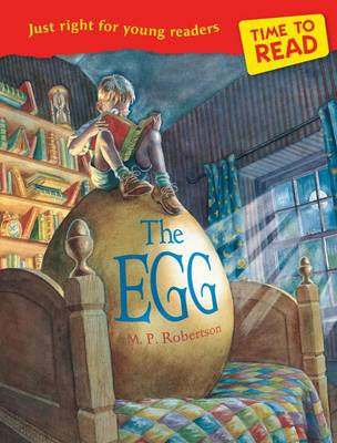 Time to Read: The Egg