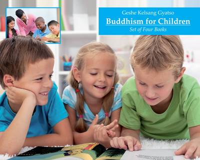 Buddhism for Children: Set of Four Books