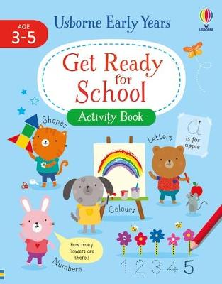 Get Ready for School Activity Book