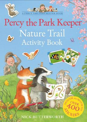 Percy the Park Keeper Nature Trail Activity Book