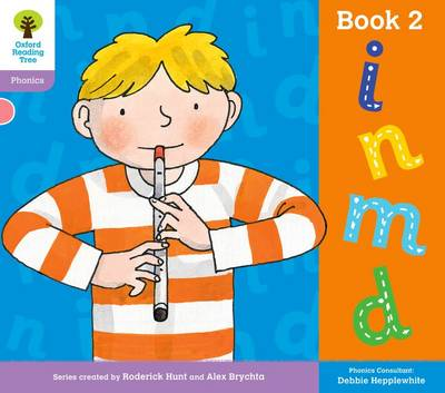 Oxford Reading Tree: Level 1+: Floppy's Phonics: Sounds and Letters: Book 2