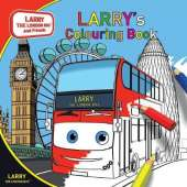 Larry's Colouring Book
