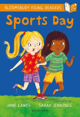 Sports Day: A Bloomsbury Young Reader: White Book Band