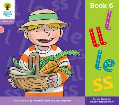 Oxford Reading Tree: Level 1+: Floppy's Phonics: Sounds and Letters: Book 6