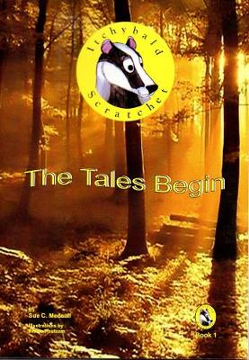 Itchybald Scratchet: The Tales Begin