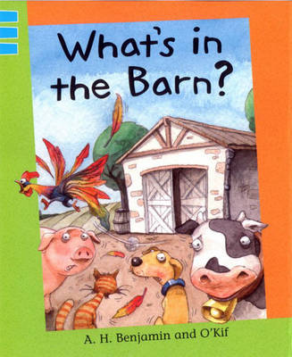 Reading Corner: What's In The Barn?