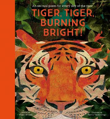 Tiger, Tiger, Burning Bright! - An Animal Poem for Every Day of the Year: National Trust