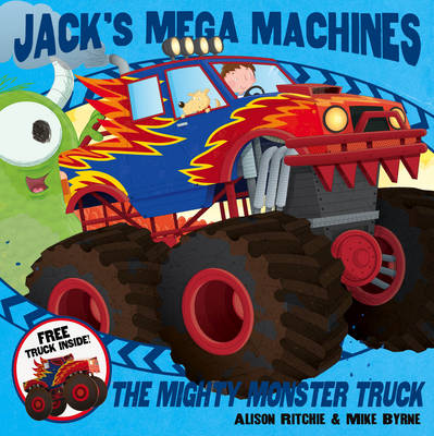 Jack's Mega Machines: Mighty Monster Truck