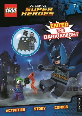 LEGO (R) DC Comics Super Heroes: Enter the Dark Knight (Activity Book with Batman minifigure)