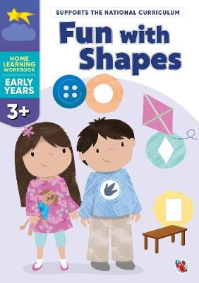 Home Learning Work Books: Fun with Shapes