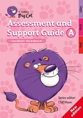 Assessment and Support Guide A: Lilac Band 00/Red B Band 02b