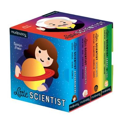 Little Scientist Board Book Set
