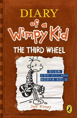 Book Reviews For The Third Wheel Diary Of A Wimpy Kid Book 7 By Jeff Kinney Toppsta