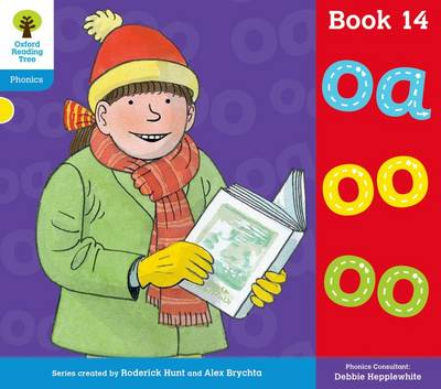 Oxford Reading Tree: Level 3: Floppy's Phonics: Sounds and Letters: Book 14