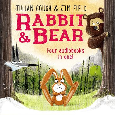 A Rabbit and Bear Audio Omnibus: Four audiobooks in one!
