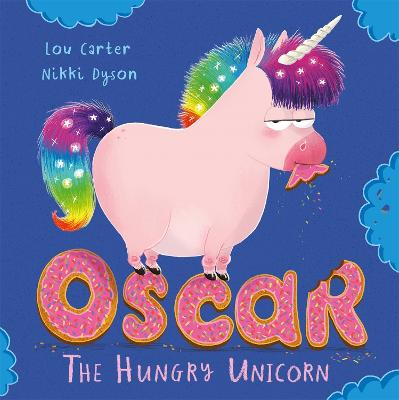 Oscar the Hungry Unicorn