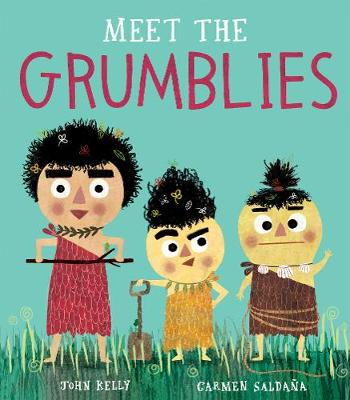 Meet the Grumblies
