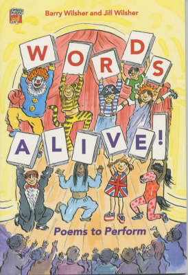 Words Alive!: Poems to Perform