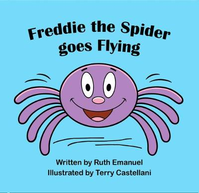 Freddie The Spider goes Flying