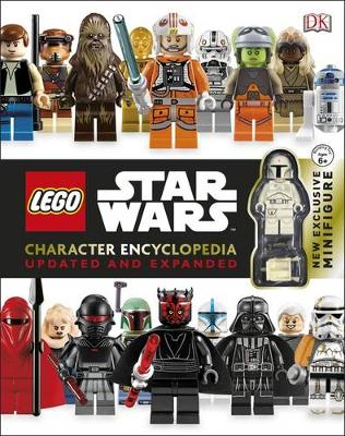 LEGO Star Wars Character Encyclopedia, Updated and Expanded: With Minifigure