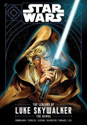 Star Wars: The Legends of Luke Skywalker-The Manga