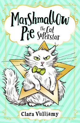 Marshmallow Pie The Cat Superstar