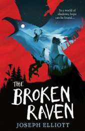 The Broken Raven (Shadow Skye, Book Two)