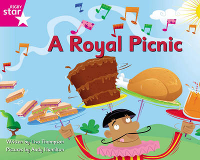 Clinker Castle Pink Level Fiction: A Royal Picnic Single