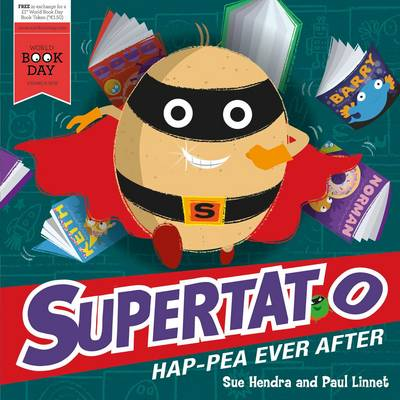 Supertato Hap-pea Ever After 50 copies Shrinkwrap