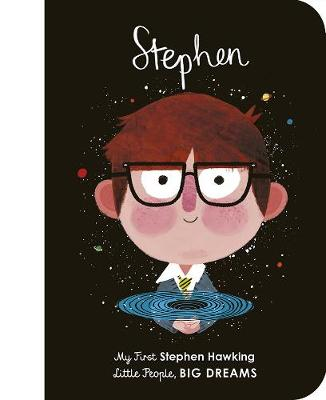 Stephen Hawking: My First Stephen Hawking