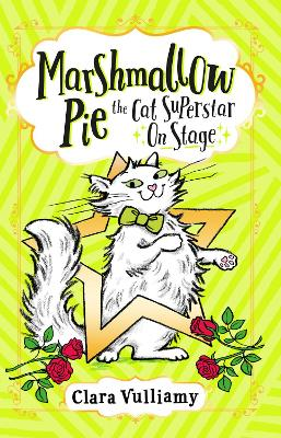 Marshmallow Pie The Cat Superstar On Stage