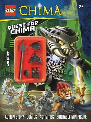 LEGO Chima: Quest for Chima