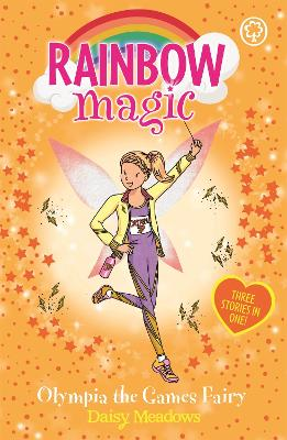 Rainbow Magic: Olympia the Games Fairy: Special