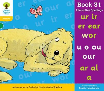 Oxford Reading Tree: Level 5A: Floppy's Phonics: Sounds and Letters: Book 31