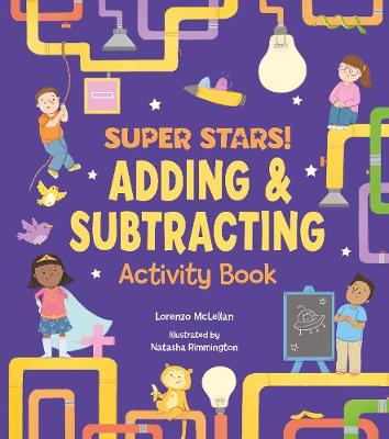 Super Stars! Adding and Subtracting Activity Book