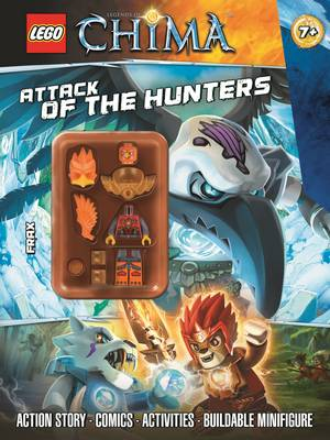 LEGO Chima: Attack of the Hunters