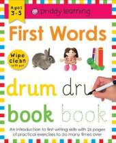 First Words: Wipe Clean Workbooks