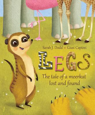 Legs: The tale of a meerkat lost and found